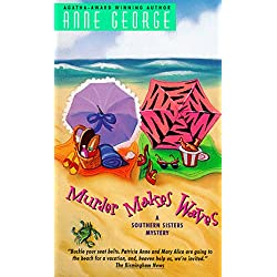 Murder Makes Waves (Southern Sisters Mysteries Book 4)