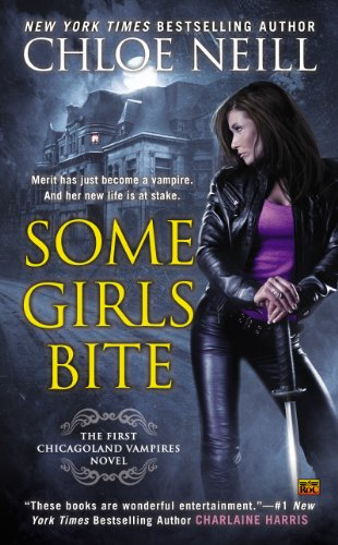 Book Some Girls Bite