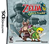 The Legend of Zelda: Spirit Tracks (2009) (Video Game)