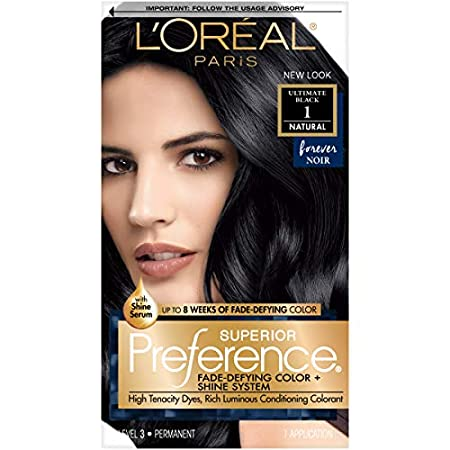 loreal hair color dye. L#39;Oreal Preference Hair Color