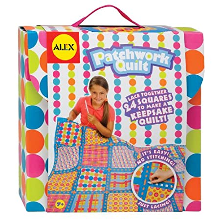 Alex Patchwork Quilt Kit