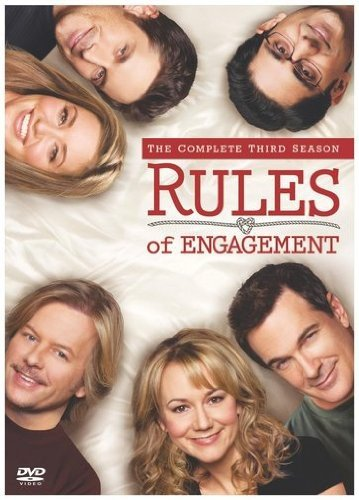 Rules of Engagement: The Complete Third Season DVD