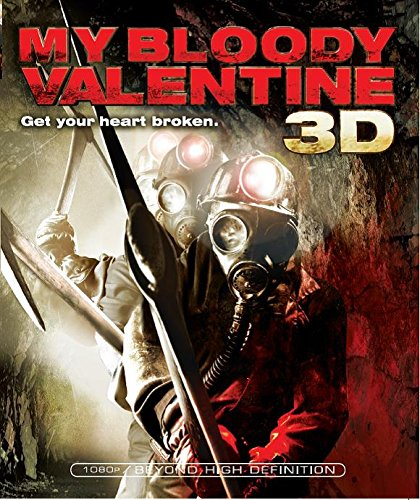 My Bloody Valentine 3D [Blu-ray] DVD
