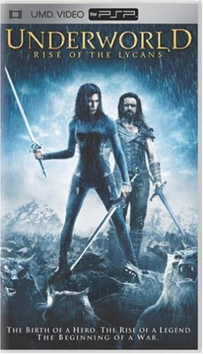 Underworld: Rise of the Lycans [UMD for PSP] DVD