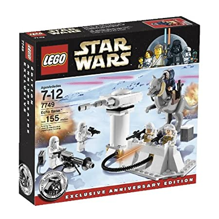 Lego Star Wars Echo Base