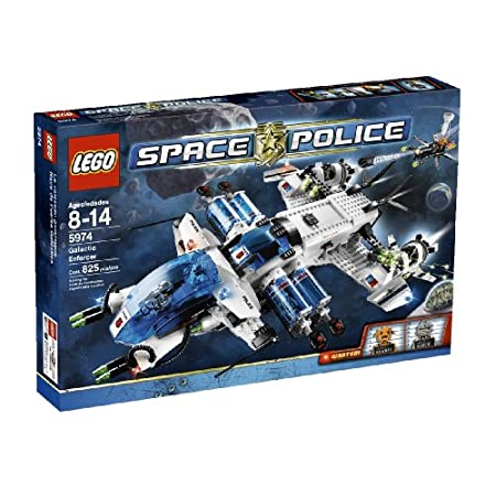 Lego Space Police Galactic Enforcer