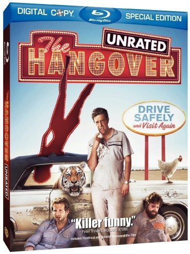 The Hangover  DVD