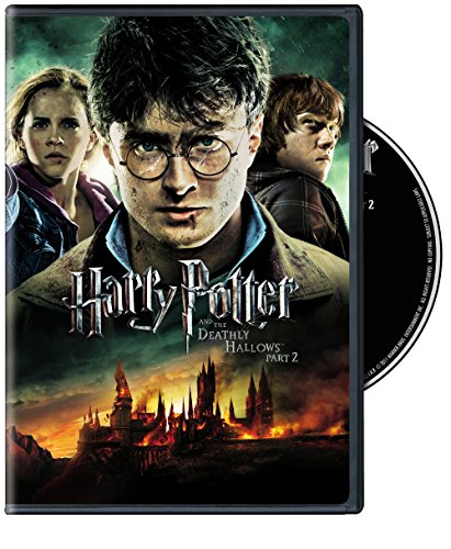 Harry Potter and the Deathly Hallows, Part 2 DVD