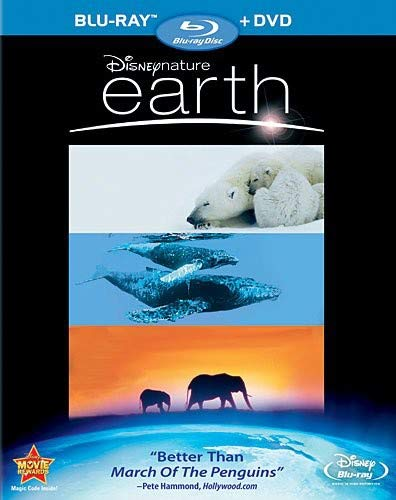 Disney Nature Earth [Blu-ray] DVD