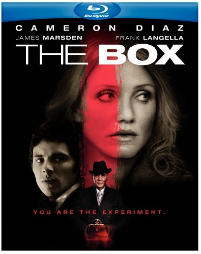 The Box [Blu-ray] DVD