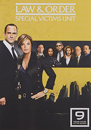 Law & Order: Special Victims Unit - The Ninth Year DVD