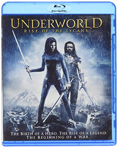 Underworld: Rise of the Lycans [Blu-ray] DVD
