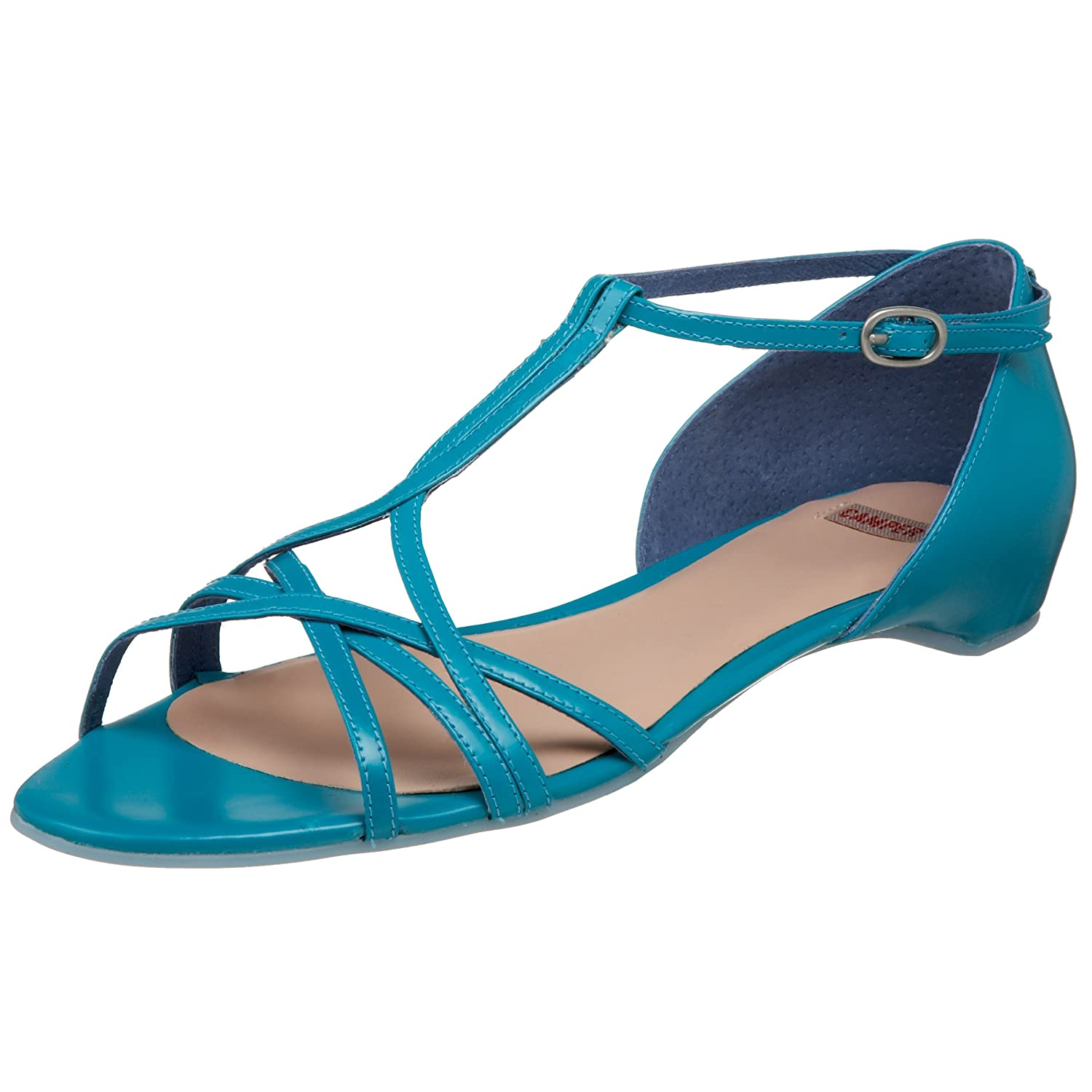 Camper 20918-006 Leia Sandal - Free Overnight Shipping & Return Shipping: Endless.com :  t-strap low heel retro flats