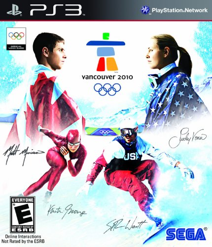 Vancouver 2010 - The Official Video Game of the Olympic Winter Games(輸入版:北米・アジア)