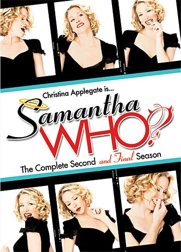 Samantha Who?: The Complete Second Season DVD