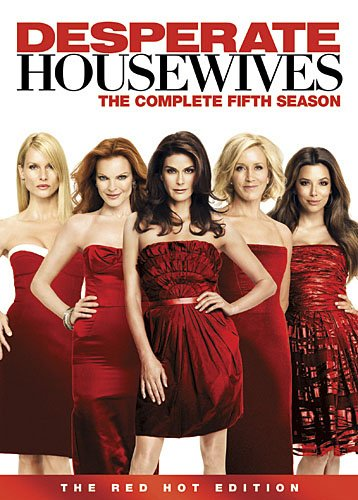Desperate Housewives: The Complete Fifth Season DVD