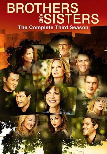 Brothers and Sisters: The Complete Third Season DVD