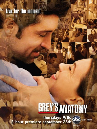 Grey's Anatomy: Season Five [Blu-ray] DVD