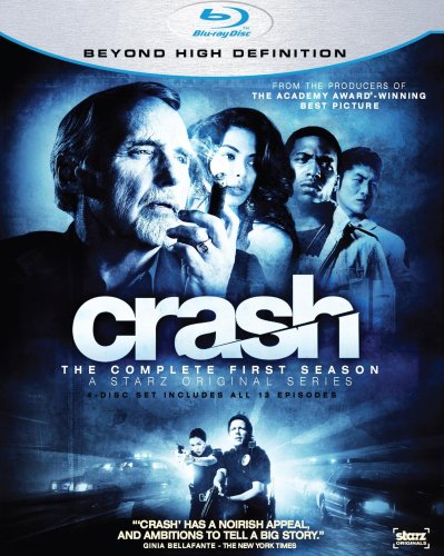 Crash: Season 1 [Blu-ray] DVD