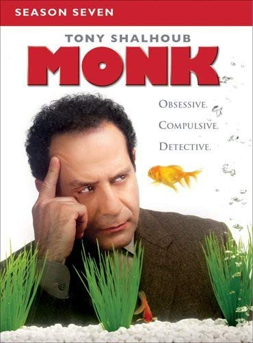 Monk - Season Seven DVD