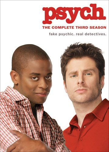 Psych: The Complete Third Season DVD