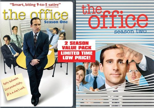 The Office: Season 1/Season 2 Value Pack DVD