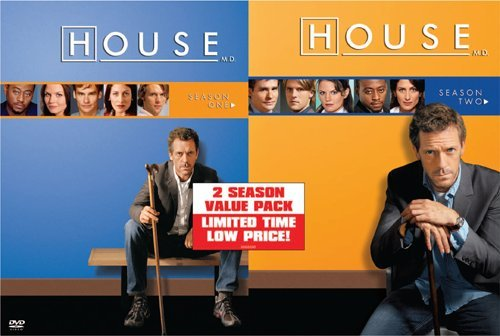 House-Season 1/Season 2 Value Pack DVD