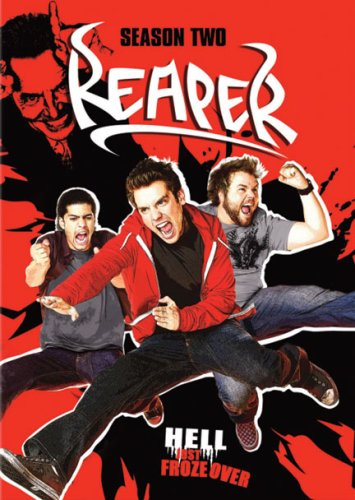 Reaper: Season Two DVD