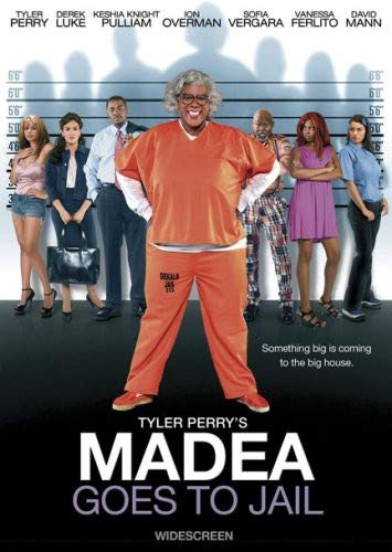 Tyler Perry's Madea Goes to Jail  DVD