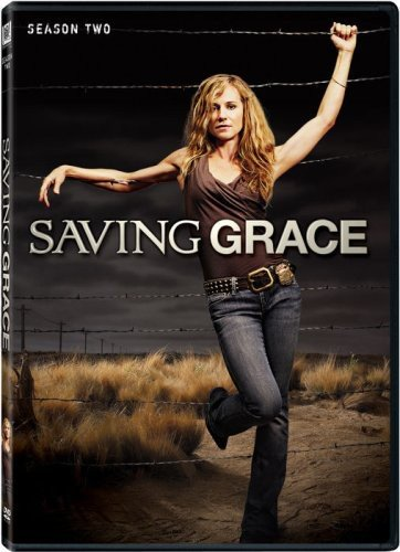 Saving Grace: Season Two DVD