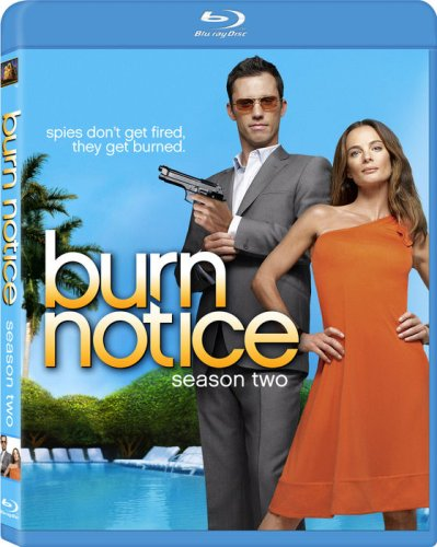 Burn Notice Season 2 [Blu-ray] DVD