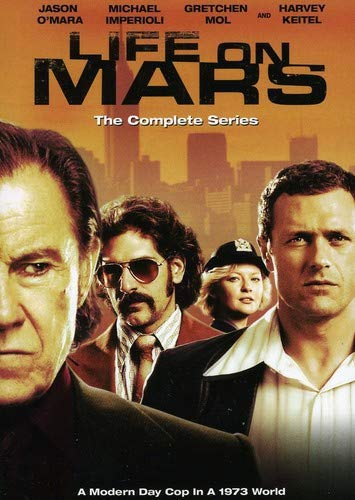 Life on Mars - The Complete Series DVD