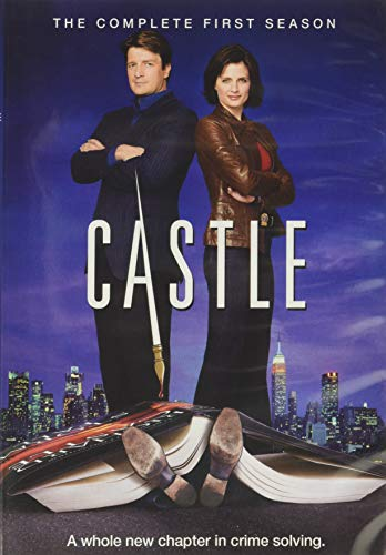 Castle: The Complete First Season DVD