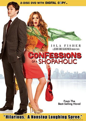 Confessions of a Shopaholic cover