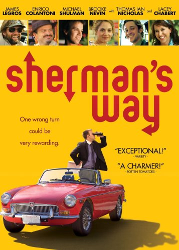 Sherman's Way DVD