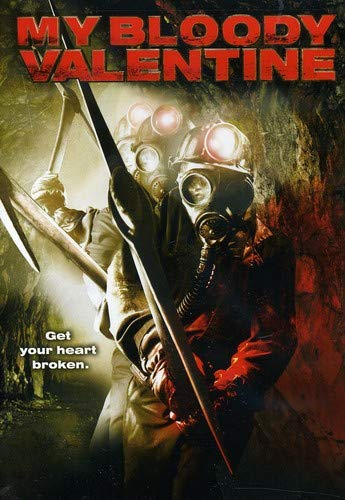 My Bloody Valentine 2D DVD
