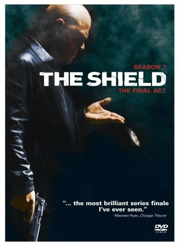 The Shield: Season Seven - The Final Act DVD