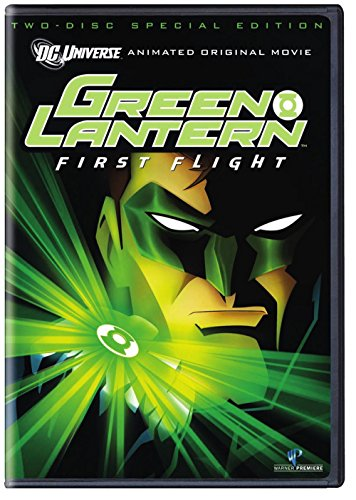 Green Lantern: First Flight cover