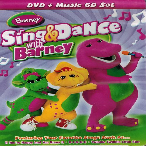 Sing & Dance With Barney