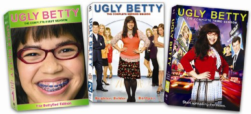 Ugly Betty: The Complete Seasons 1-3 DVD