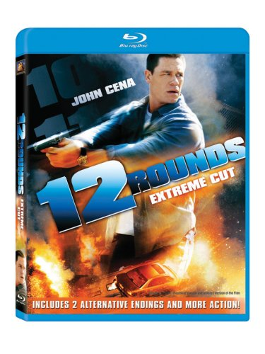 12 Rounds: Extreme Cut [Blu-ray] DVD