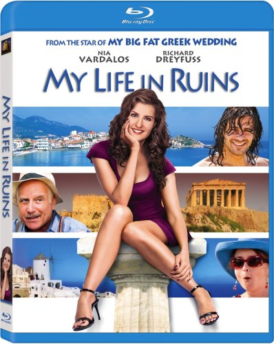 My Life in Ruins [Blu-ray] DVD