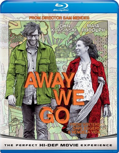 Away We Go [Blu-ray] DVD