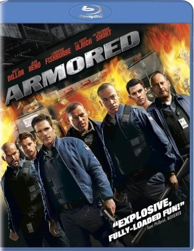 Armored [Blu-ray] DVD