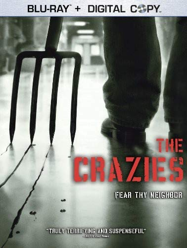 The Crazies [Blu-ray] DVD
