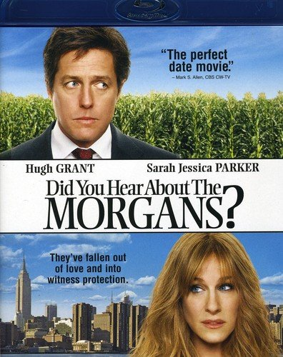 Did You Hear About the Morgans? [Blu-ray] DVD