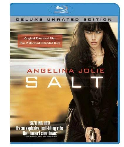 Salt [Blu-ray] DVD