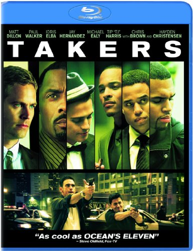 Takers [Blu-ray] DVD