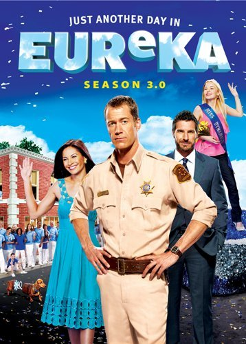 Eureka: Season 3.0 DVD