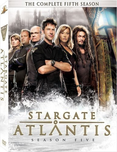 Stargate: Atlantis - The Complete 5th Season DVD